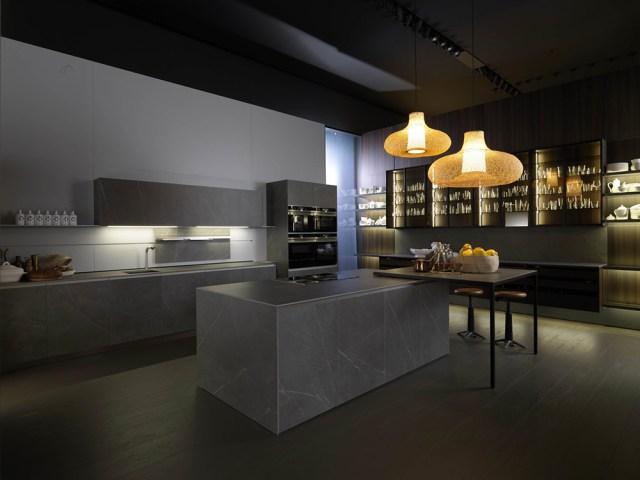 Gruppo Euromobil - cucina Telero.