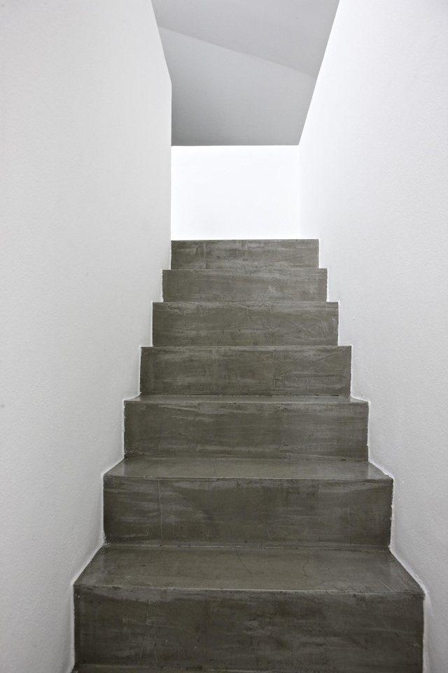 Plain interioris - stairs