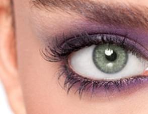 cor de olhos
