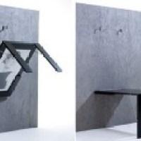 Mesa para parede é conforto no ambiente, não deixe de conferir
