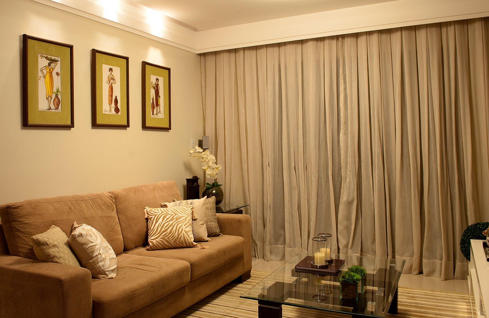 Cortinas para sala fotos de modelos bonitos  Moda e ConfortoModa e Conforto