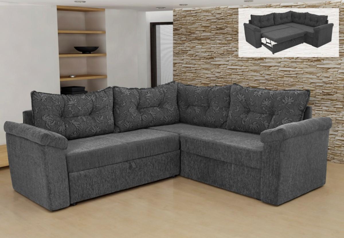 Conforto com sof cama de canto veja comoModa e Conforto