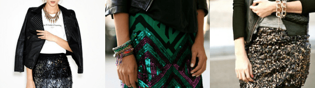 Fuentes: Zara, http://www.sincerelyjules.com/, http://fortheloveofsequins.tumblr.com/post/33835060988