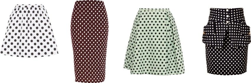 dotty skirts