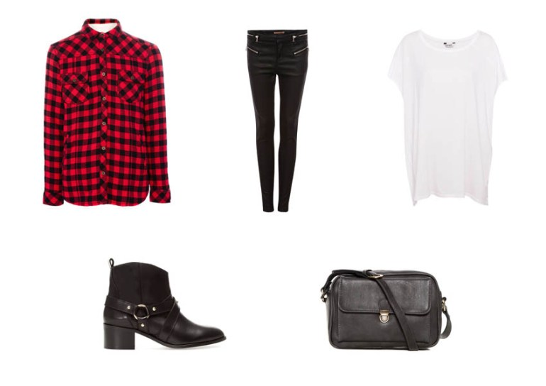 pull and bear look