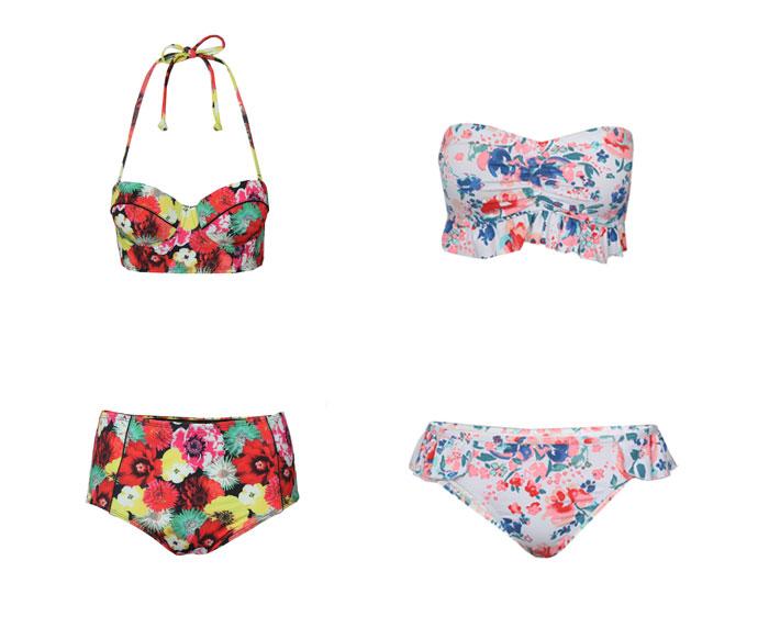 bikinis-primark-flores