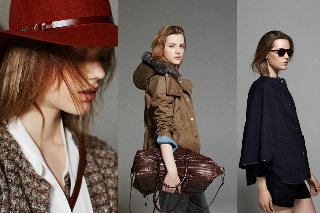 2aebbb6d02a7 Massimo Dutti: Colección Otoño Invierno 14/15 ⋆ Moda en Calle