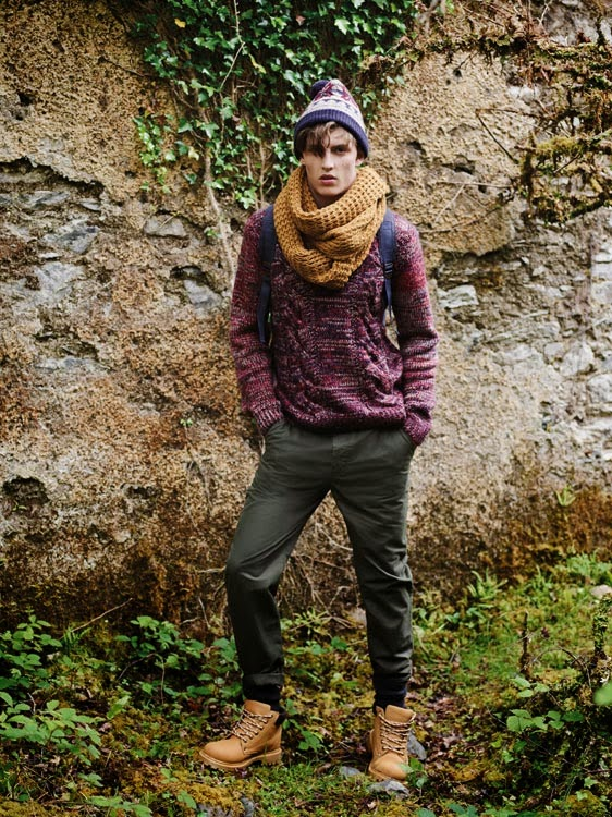 Lookbook Primark para hombre: otoño 2014 ⋆ Moda en Calle