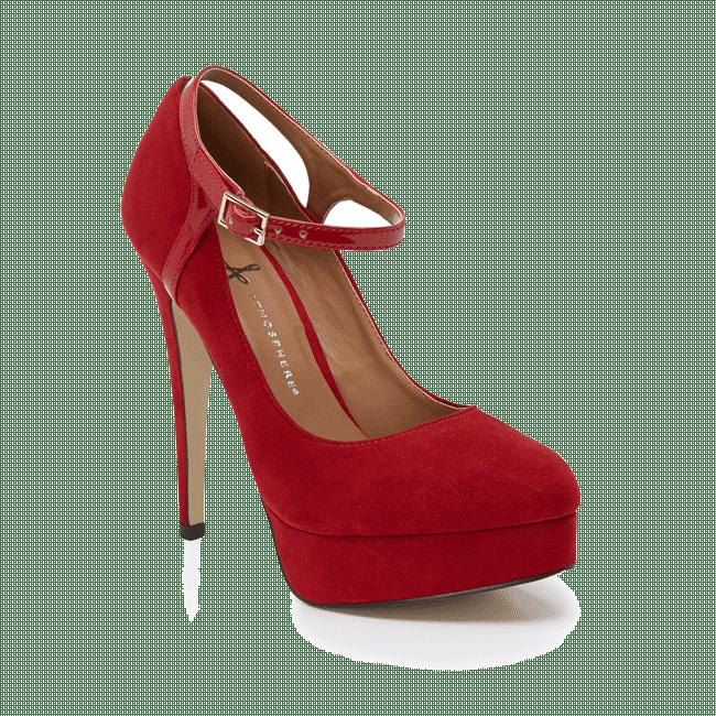 construcción racional mejor mayorista último clasificado Zapatos de tacón en rojo de Primark ⋆ Moda en Calle
