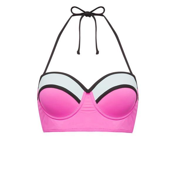 Bikini top: 9 euros