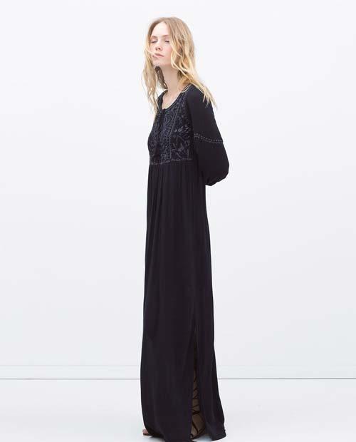 zara-vestido-negro