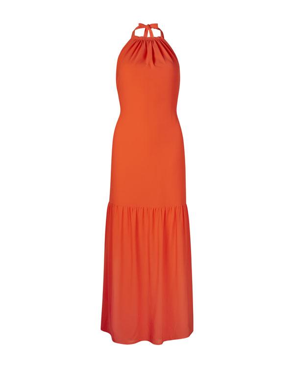 vestido-naranja-primark