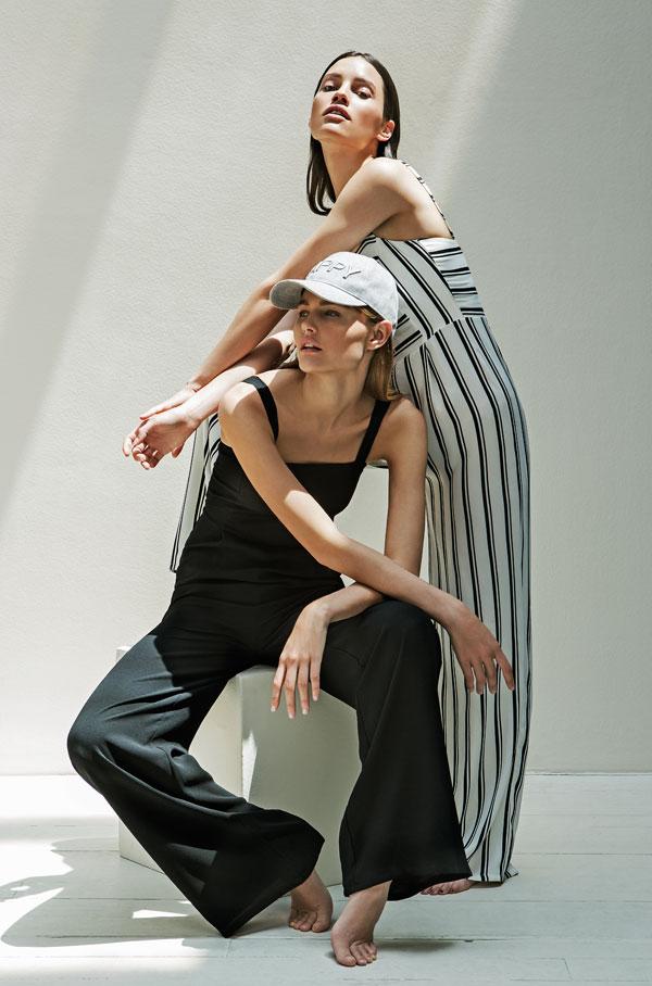 tienda de liquidación tienda en línea zapatos deportivos Tendencia black and white by Stradivarius ⋆ Moda en Calle