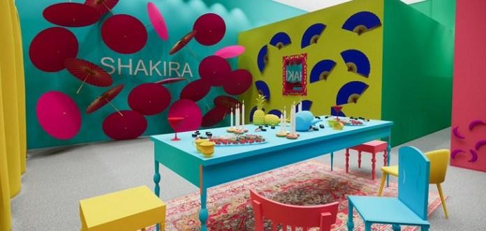 "Image result for shakira pop up store"""
