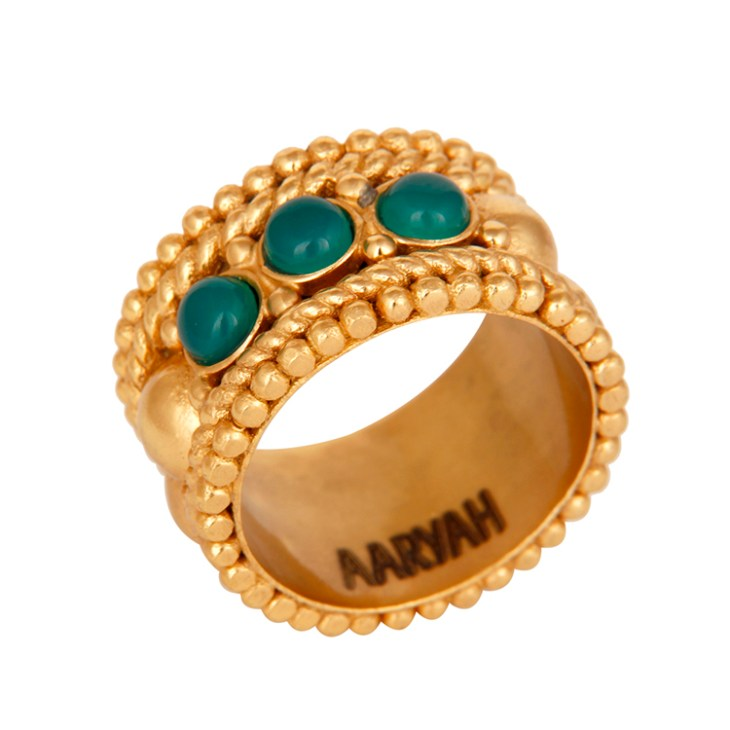 Naima ring by AARYAH on www.modagrid.com