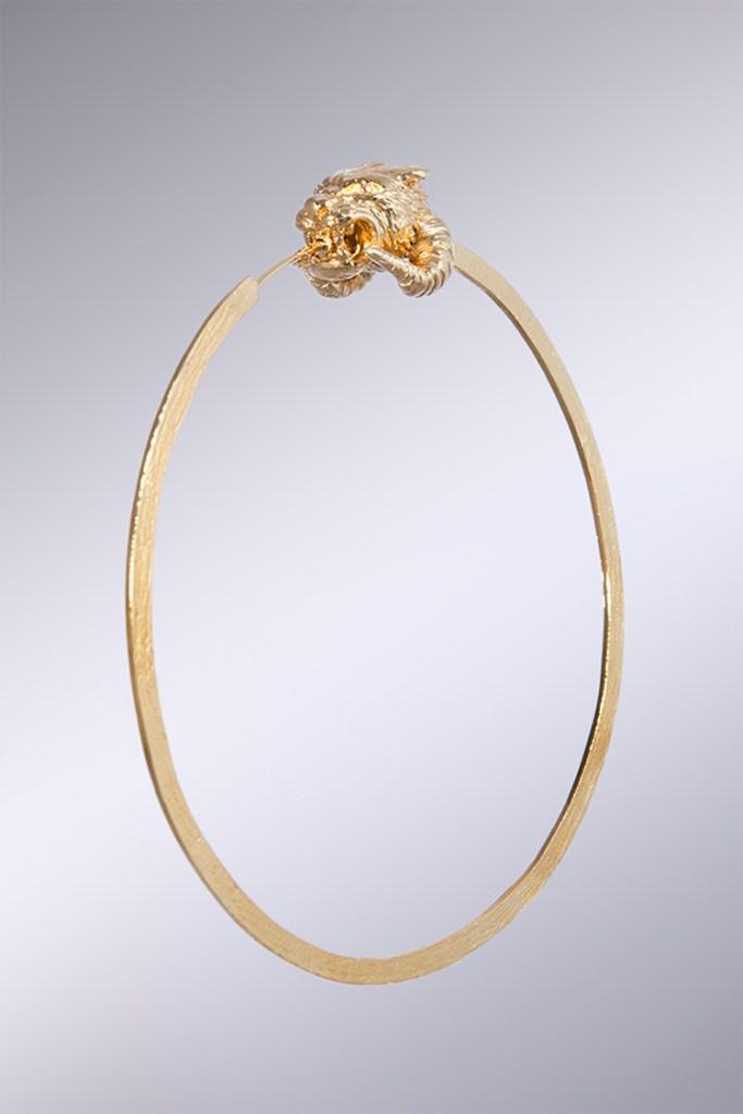Hyckiad earrings by LA FIANCÉE DU FACTEUR on www.modagrid.com