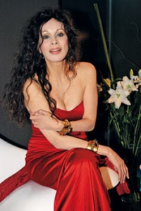 Nacha Guevara, una diosa a los 70.