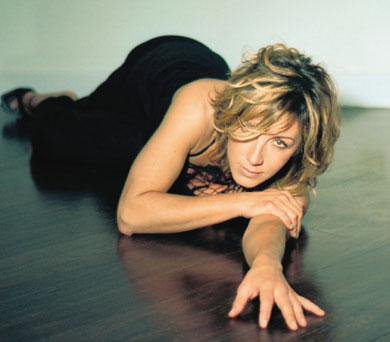 Ana Torroja, en una imagen de archivo