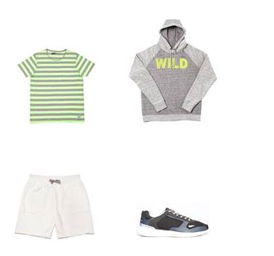 ropa springfield deporte