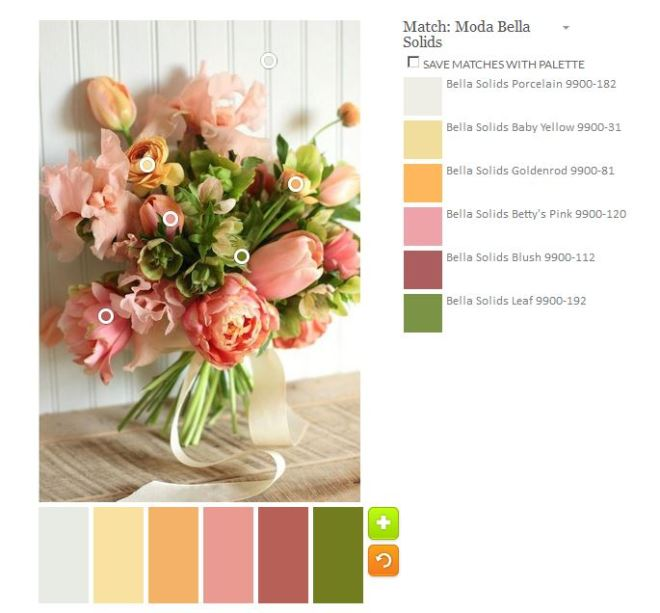 Bella Palette Builder