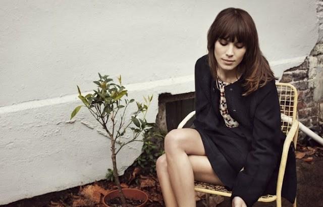 Vero Moda 2012 Sonbahar Koleksiyonunu Alexa Chung ile Tanıttı - 3