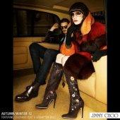 Jimmy Choo 2012 - 2013 Sonbahar Kış Koleksiyonu - 6