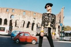 Moschino Spring 2012 Campaign
