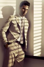 Salvatore Ferragamo Spring Summer 2012 Campaigns-02