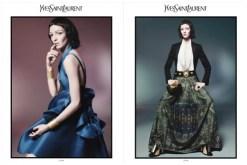 Yves Saint Laurent-ilkbahar yaz 2012 reklam