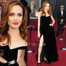 Oscars 2012-angelina jolie