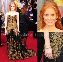 Oscars 2012-jessica chastain