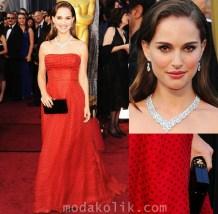 Oscars 2012-natalie portman