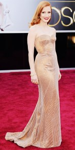 oscars-Jessica-Chastain