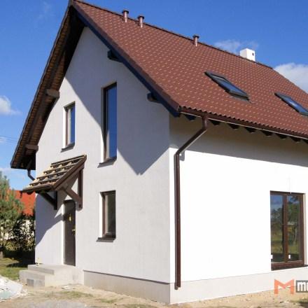 Dom Szkieletowy – Grodzisk Mazowiecki, Chylice