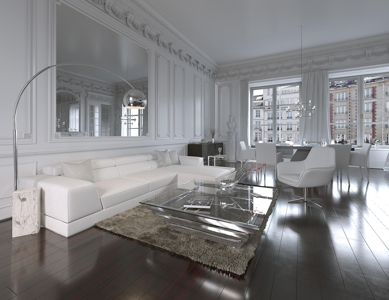 bergamo sectional leather modern sofa gray grey and loveseat white