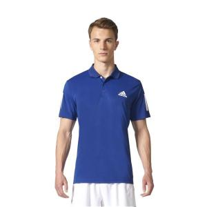 Adidas Club Mens Tennis Polo Shirt – Mystery Ink/White