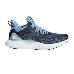 Adidas AlphaBounce Beyond – Womens Running Shoes – Indigo/Ash Blue