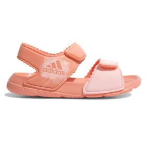Adidas AltaSwim – Toddler Girls Sandals – Coral/Orange