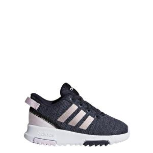 Adidas Cloudfoam Racer TR – Toddler Girls Running Shoes – Legend Ink/Vapour Grey/Aero Pink