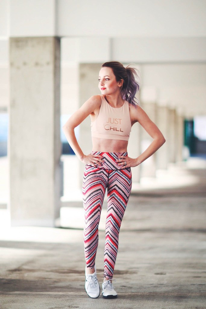 Alena Gidenko of modaprints.com shares tips on how to stay active and motivated at the gym!