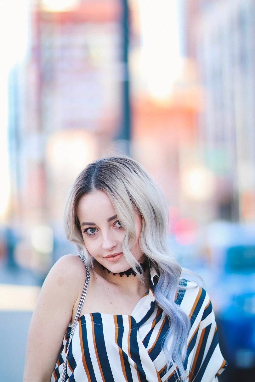 Alena Gidenko of modaprints.com shares her facial experience
