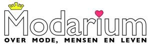 Dit is het nieuwe Modarium logo maar dan kleiner