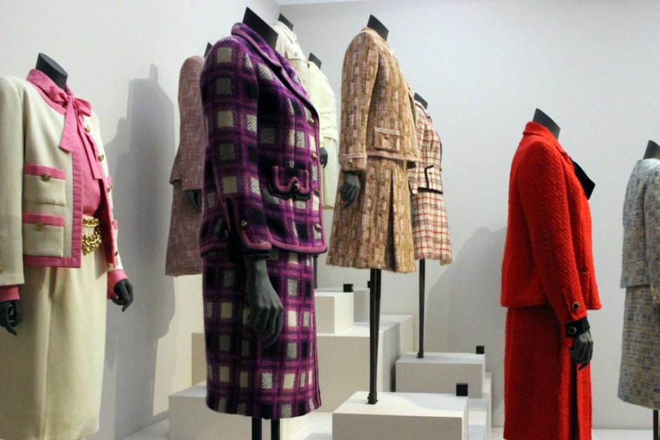 Modarium beeld van Chanelpakjes