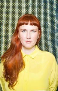 Modarium Portret van Birgitt Zeilstra gemaakt door GLR fotografie student Rosa van der Wal voor haar eindexamen.