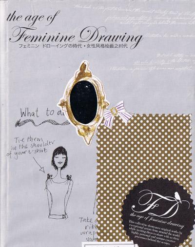 Modarium afbeelding van The Age of Feminine Drawing omslag