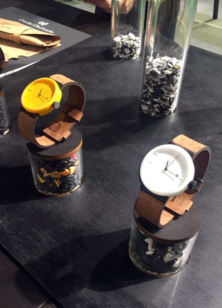 Modarium trends voor de toekomst 02 horloges hergebruik
