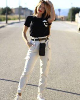 Pantalon Cinturon