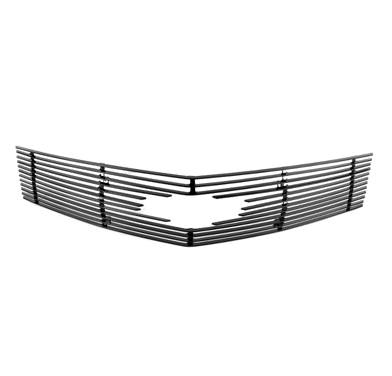 FOR 10-13 CHEVY CAMARO SHORT UPPER BILLET GRILLE GRILL