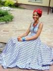 Long African Dress Styles