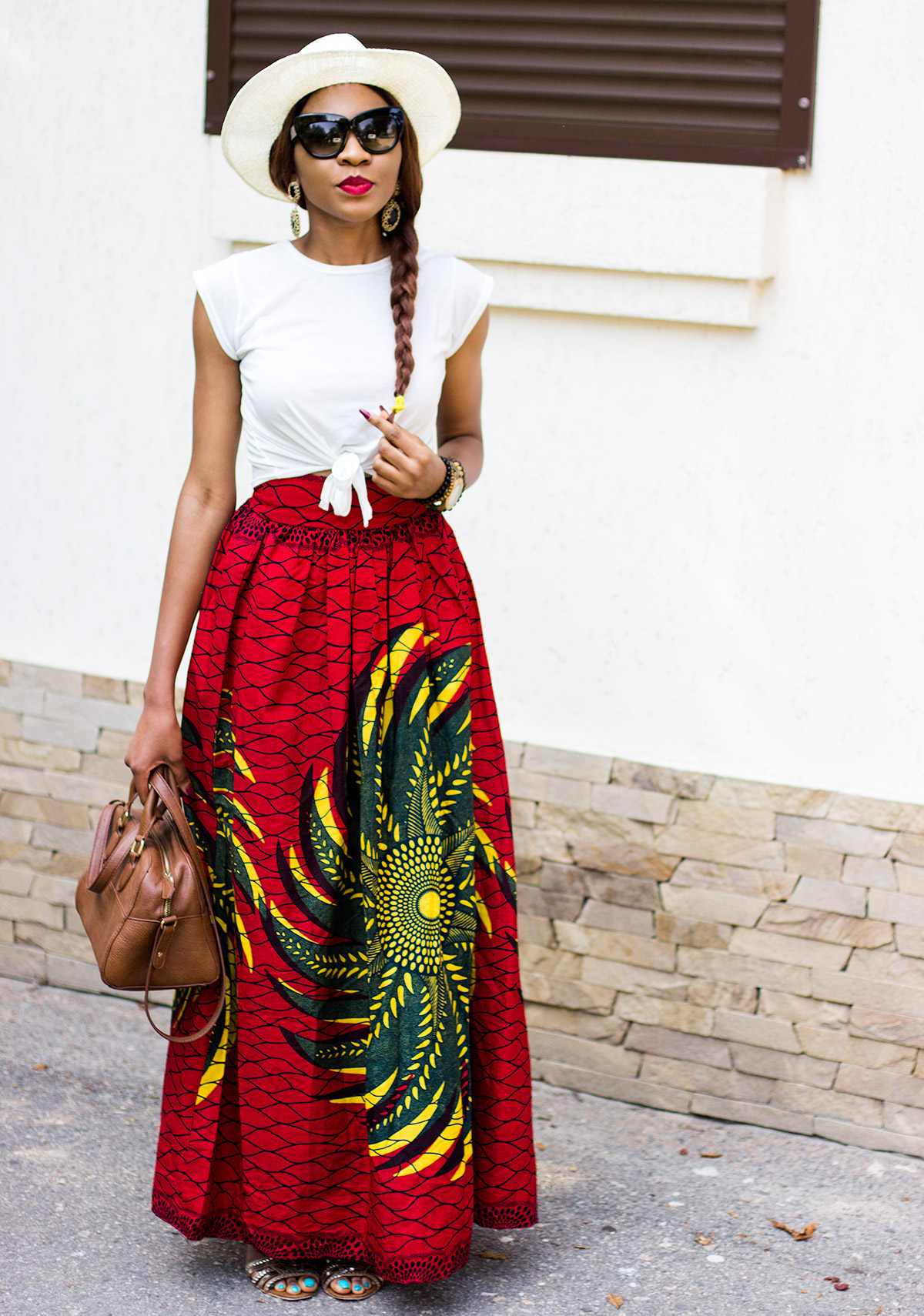 African Fashion Dresses Skirts